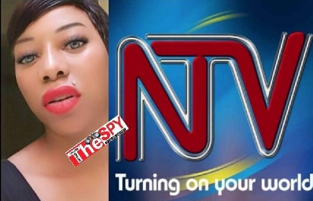See Pictures! Sumbi Vendor Bad Black Exposes NTV Staff Bonking Sluts Near Her Home, Litter Her Gate With Used Condoms