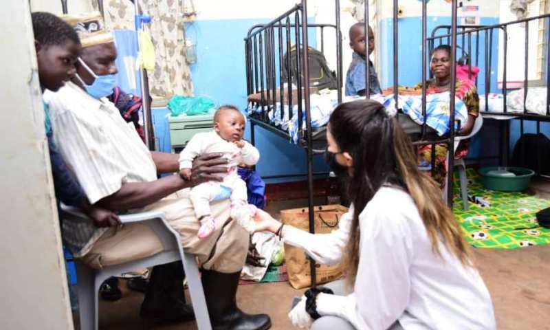 Ruparelia Foundation Donates To Mulago Hospital Sick Children