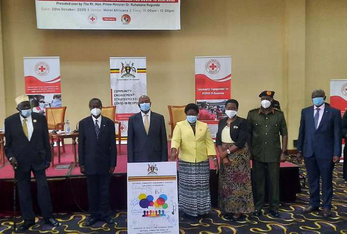 Govt Launches Community Engagement Strategy To Fight Against Covid-19, Health Workers To Get Shs 100,000 Monthly