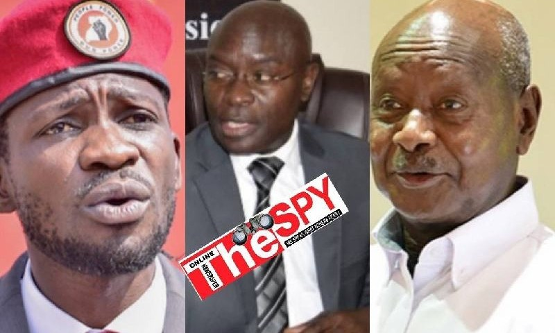 """Are You Really Independent?"" Bobi Wine, Lawyers Put EC On Tenterhooks As Museveni Changes Name To Tibuhaburwa"