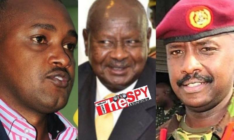 1st Son Muhoozi, Min.Tumwebaze Unveil Top Reasons Ranking Museveni Africa's Greatest Hero