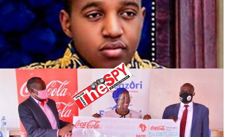 King Oyo Inks Multi-million Deal With Coca-cola To Restore River Mpanga