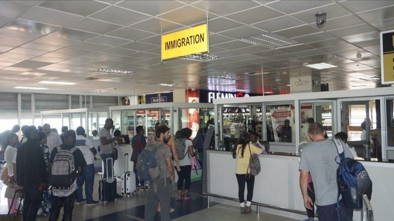 Travellers Flood Entebbe Airport As Qatar Airways Resume Flights