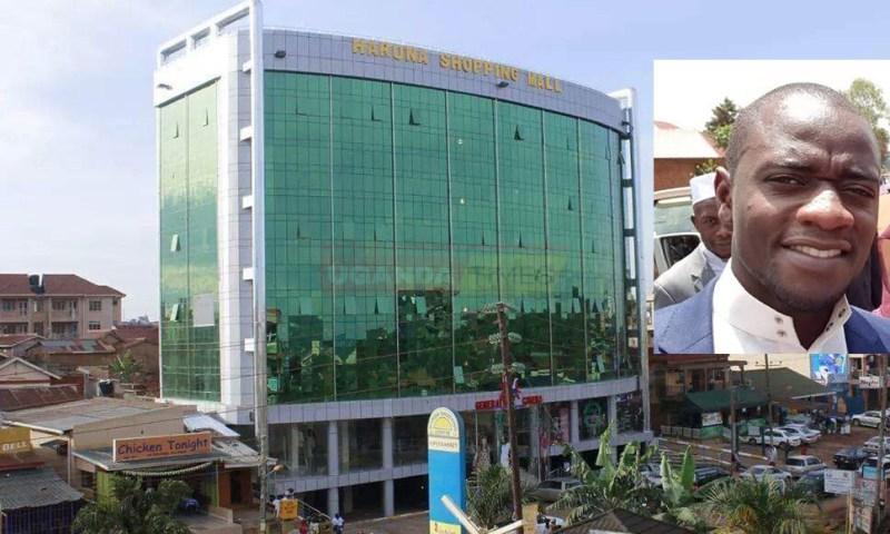 Business Tycoon Haruna Sentongo Pardons Six Months Rent Arrears For 120 Tenants In His Multi-billion Haruna Mall In Ntinda