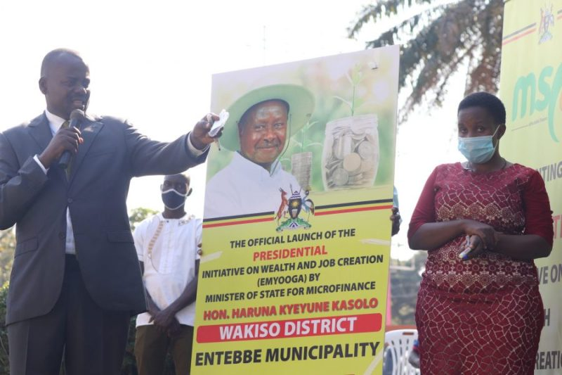Kampala And Wakiso Accorded Special Status As Gov't Injects 30b Through Emyooga Presidential Initiative