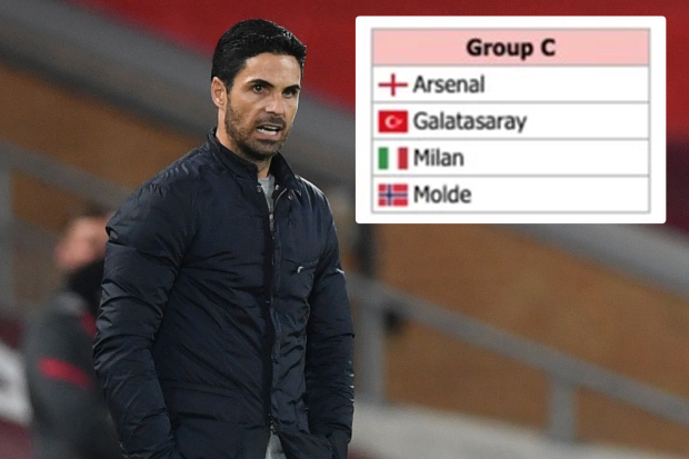 Europa League Draw Simulated: Arsenal Could Face AC Milan, Galatasaray In Group Of Death