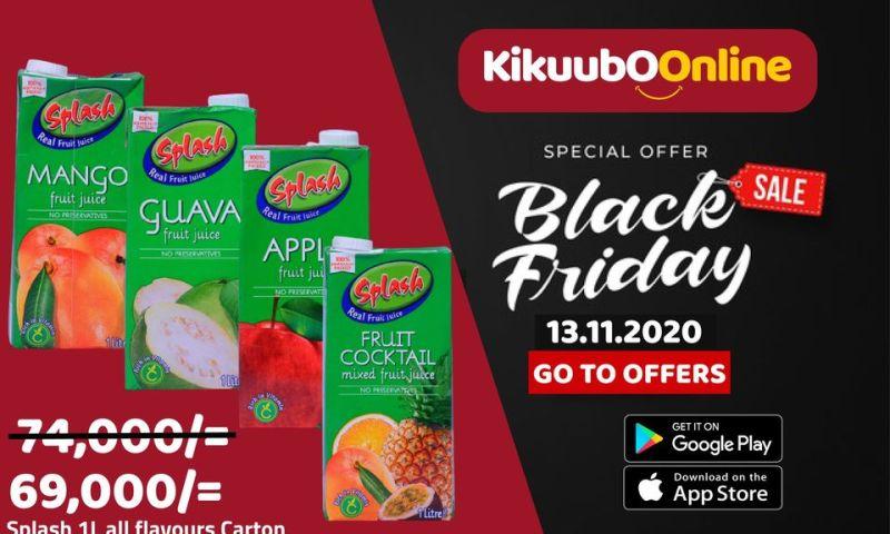 Kikuubo On-line In Black Friday Bonanza