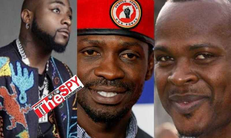 Your Sacrifice Is Real: International Stars Davido, Mr Vegas Vow To Pump Billions In Bobi's Presidential Campaigns