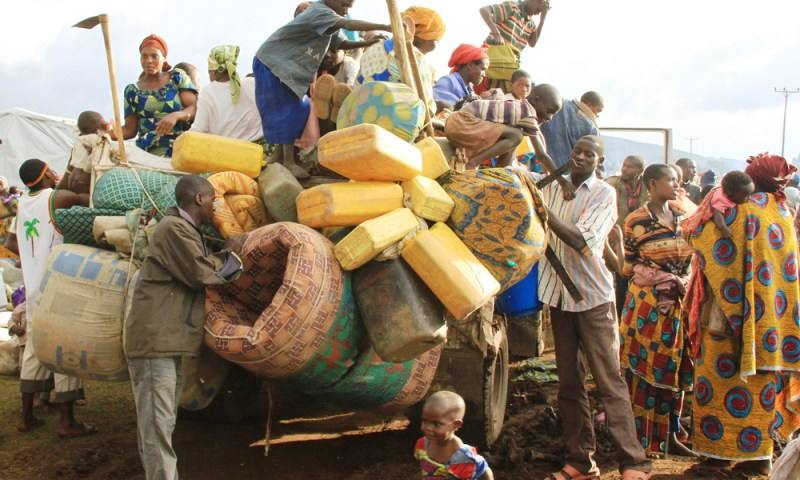 Nuer, Kuku Deadly Clashes Escalate, Over 600 Refugees Relocated To Uganda's Lamwo Camp