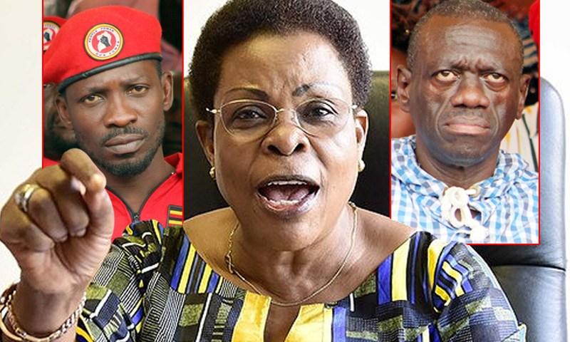 """I Regret 30 Years I Spent In Fruitless Opposition Cursing Innocent Museveni""- Betty Kamya"