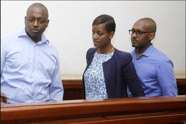 Pay For Your Sins! Kanyamunyu Sentenced To 5 Years In Prison After Pleading Guilty To Manslaughter