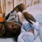 Motor Mouthed Full Figure Gives Birth To Baby Boy, Names Him After 'Father's Name' YK.Museveni