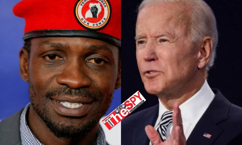 War To Change Gov't! Bobi Wine Swiftly Writes To Newly-Elected US President Biden