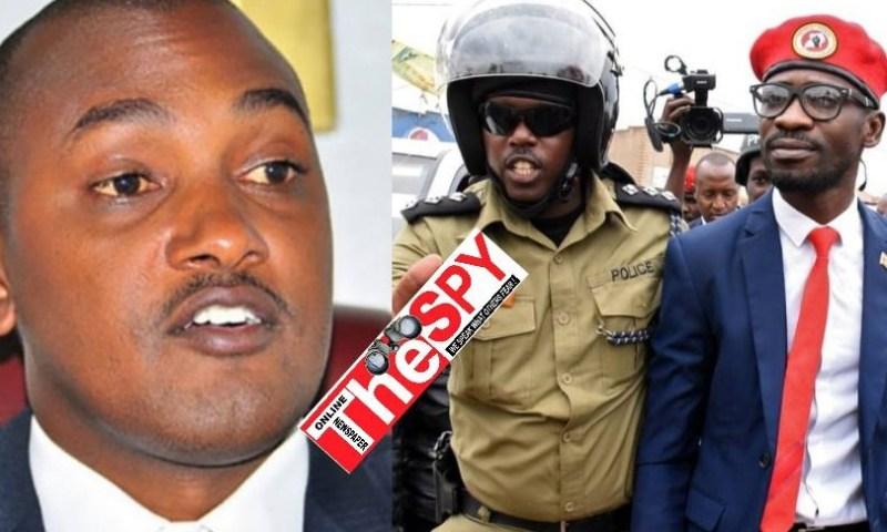 Opposition Has Attracted Media Attention Due To Police's Reckless Policing-Minister Tumwebaze UnHappy