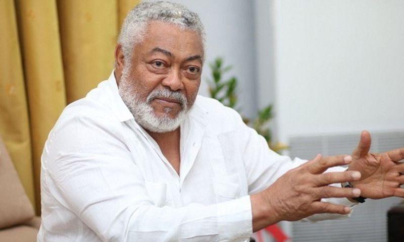 Sad! Ex-Ghana President Jerry Rawlings Dies At 73