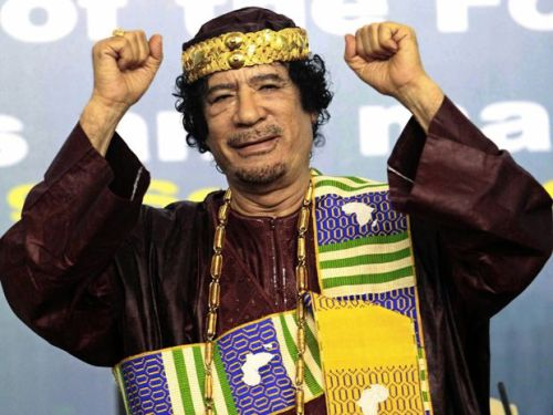 Time With Our Ancestors: We Could Have Sold The Fight For Freedom For Personal Gains, But We Stood Our Grounds–Gaddafi