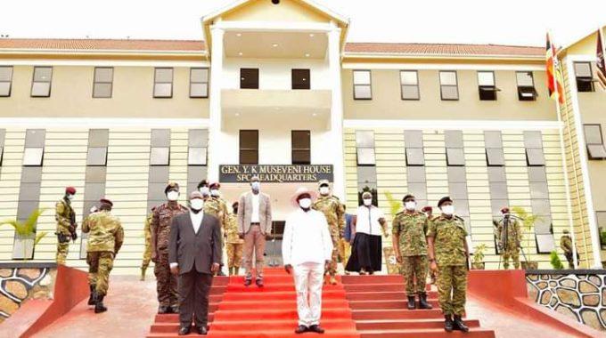 Museveni Commissions Multibillion SFC Headquarters, Names It After 'General Yoweri Museveni House'