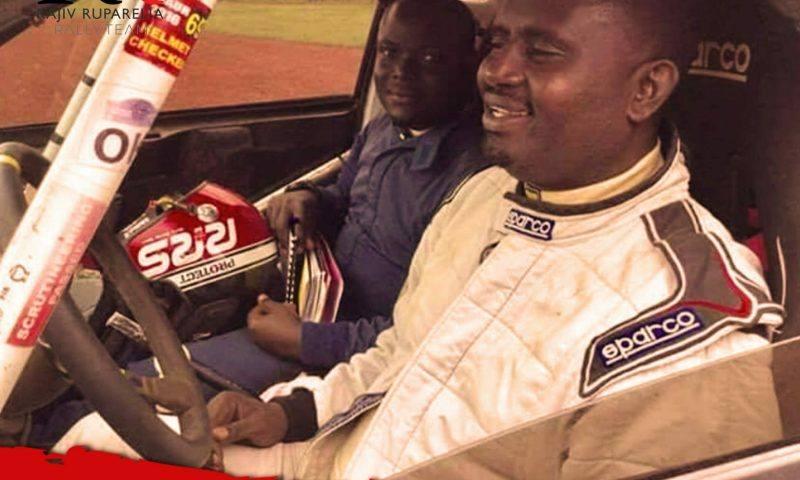 Sad! Rajiv Rally Team Mourns Death Of Senior Rallyist Wilbert Pole Pole