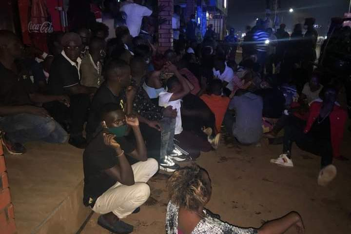 329 Arrested In Kampala For Violating COVID-19 Guidelines During Christmas