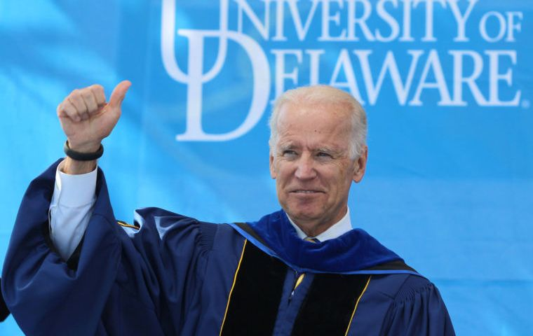 Joe Biden Appoints Education Secretary, Announces Free Education For Low Income Earners