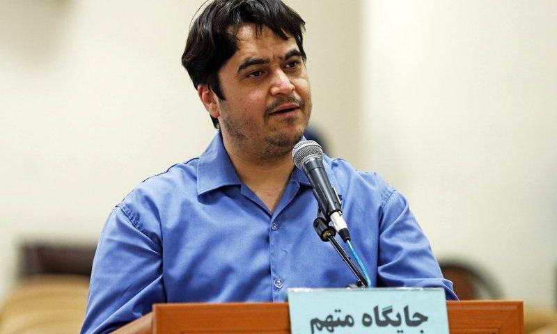 Iran Summons EU Envoys Over Journalist's Hanging