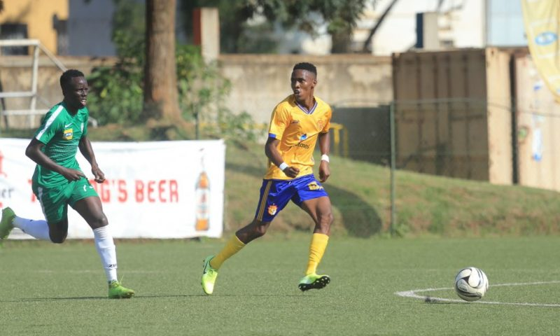 UPL: KCCA Shakes League As It Crushes Onduparaka 8-0