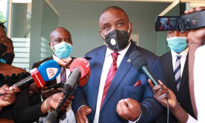 Lord Mayor Lukwago Drags Panicky EC To Court For 'Dubiously' Suspending Campaigns