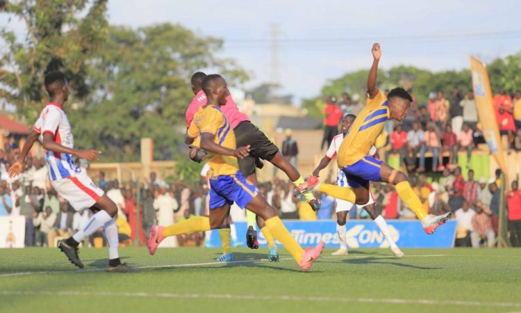 Villa Crushes KCCA On Legendary Musisi Memorial Day