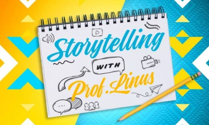 MultiChoice Talent Factory Launches Storytelling Masterclass Series With Esteemed Professor Linus Abraham