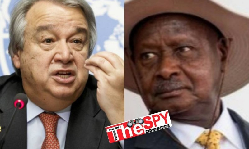 You Will Soon Swallow Your Toxic Acts-UN Warns Museveni Over Continuous Violation Of Human Rights, Murder & Brutality