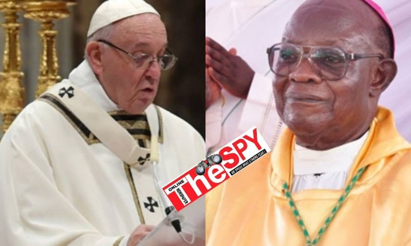 Full Condolence Message: Pope Francis Praises Late Arch. Emeritus of Tororo Odongo For His Mega Contribution To Catholic Church