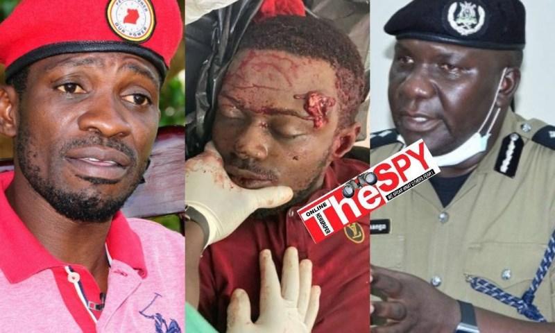 """Please Stop Your Lies, Bobi Wine's Ghetto TV Journalist Wasn't Shot""– Enanga"