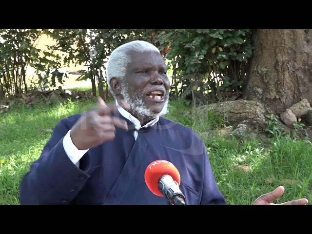 """""""It's Time For Every Ugandan To Repent & Save Our Country From Disasters""""-Metropolitan Jonah Lwanga"""