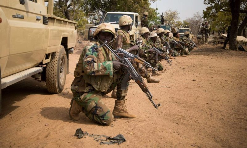 Horror: Notorious Motorist Rebels Brutally Kill 100 In Niger Ahead Of February Polls
