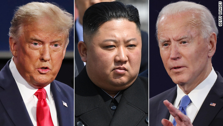 Kim Calls U.S. 'Principal Enemy,' Vows To Continue Nuclear Development