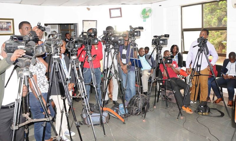 Stop Staggering On Us: Editors' Guild Drags Govt, Media Council To Court Over Dubious Journalists Accreditation Orders