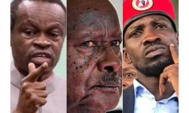 Renowned Global Pan-Africanist PLO Lumumba Begs 'God' Comrade Museveni To Free Bobi Wine