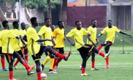 AFCON: Uganda Hippos Drawn In Group A, Byekwaso Vows To Crush Opponents