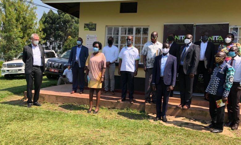 Bunyangabu District To Reap Big As NITA-U, UCC Launch Electricity & Fibre Project To Villages