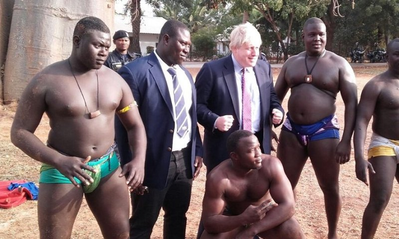 My Heart Is In Extreme Pain Over End Of Colonialism, Slavery In Uganda: UK PM Boris Johnson