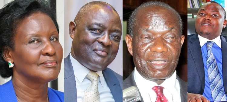 Full List: NUP Kicks Over 20 Museveni Ministers From Parliament To Go Back & Graze P1Gs