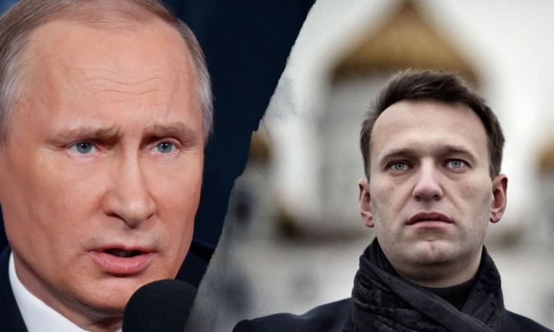 Putin's Top Critic Navalny Detained As He Returns From Exile After Being Poisoned