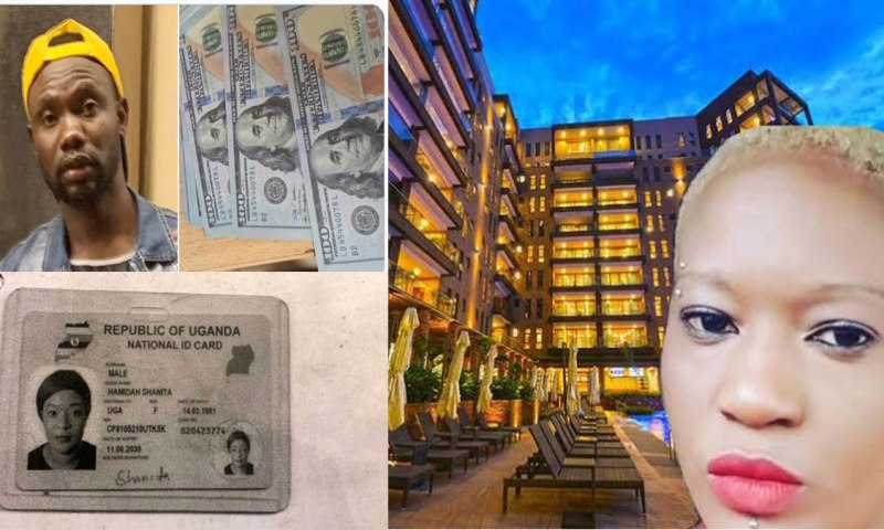 Socialite Don Zela In Trouble For Sneaking Fake Dollars Into Uganda-Police Confirms