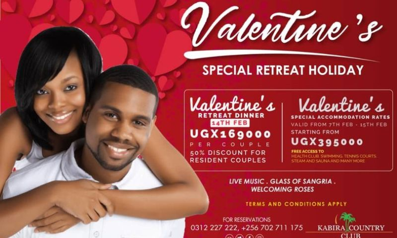 Kabira Country Club Unveils Romantic, Sumptuous Valentines' Special Retreat Holiday,Only Miss Out If You Don't Love That Valentine