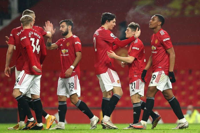 PL: Manchester United Sets Another Record As It Thrashes Southampton 9-0