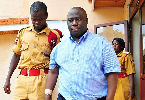 Double Trouble: On Top Of 15years Jail Sentence, Gov't Confiscates Kazinda's Assets
