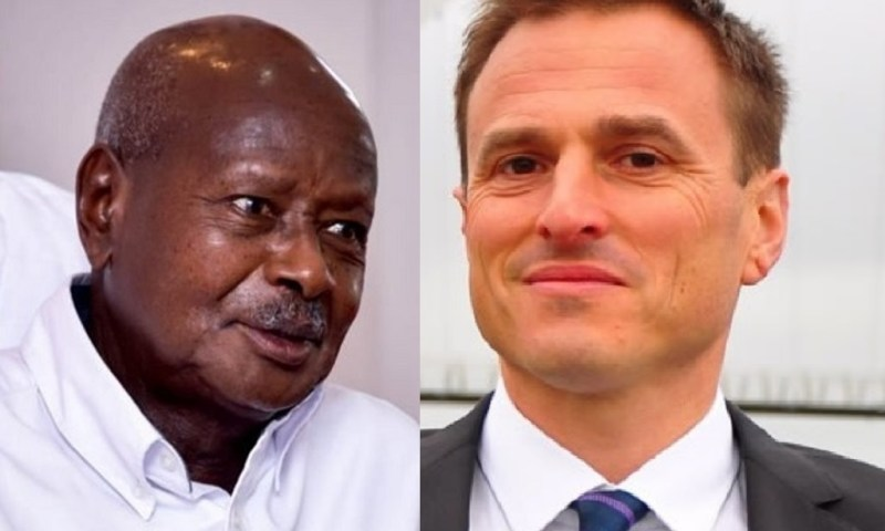 Uganda Must Re-run Elections Without Museveni On Ballot Paper-Ousted UK MP Paul Williams