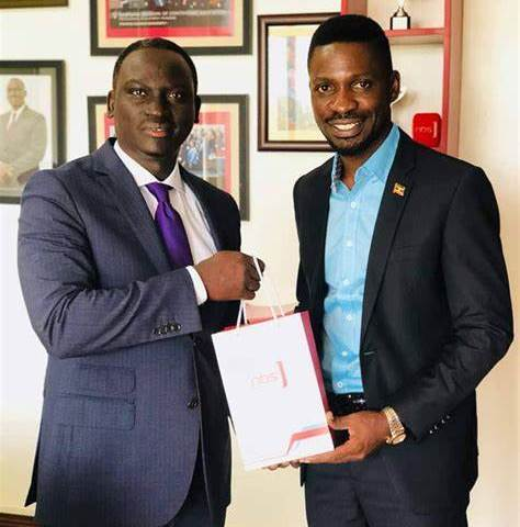 Bobi Wine Writes Protest Note To NBS CEO Kin Kariisa Over Alleged Electoral Fraud