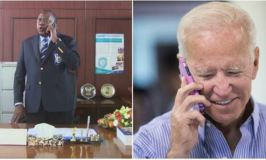 Joe Biden Makes First Official Phone Call To East African Leader, Warns About Human Rights Violations