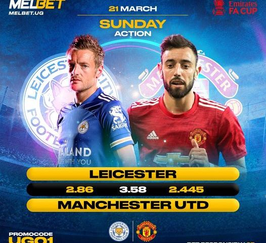 Melbet Does It Again! Shoots ODDs High As Manchester United Eyes Crushing Troubled Leicester Tonight